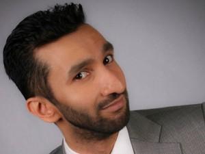 comedy school - Imran Yusuf