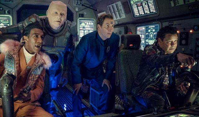 Legal row puts future of Red Dwarf at risk