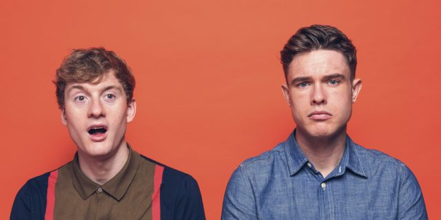 Ed Gamble and James Acaster: Redemption Dinner Party