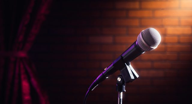 Stand-up comics should concentrate on being funny: so don't take offence if they are