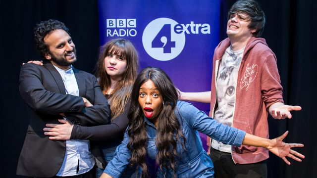 Calling comedy writers! Submit material to the BBC's next series of Newsjack